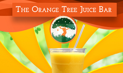 The Orange Tree Juice Bar